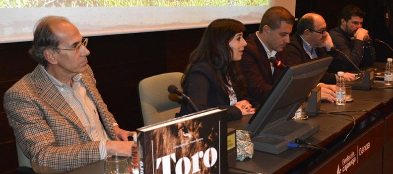 Presentación libro TORO. Una vida en imágenes